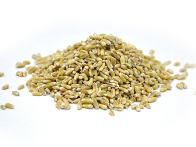 Shelled Oat Rice